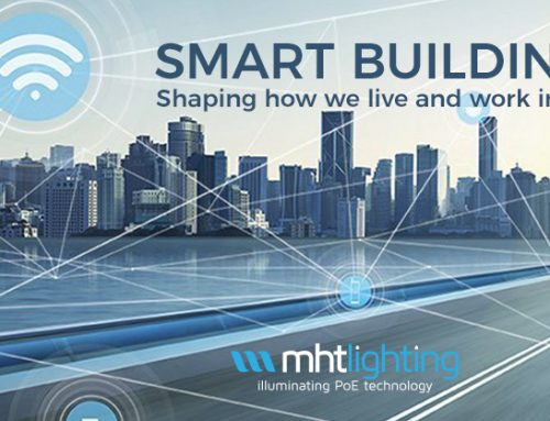 Smart buildings: Shaping how we live and work in 2021